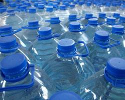 Проблема с бутилированной водой в Белоруссии