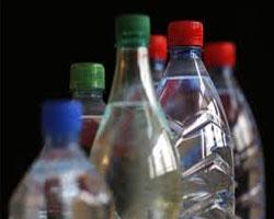 Исследование состава французской бутилированной воды
