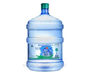 Характеристика бутилированной воды из скважины