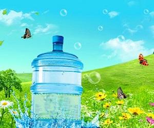 Доставка воды в бутылках развивается