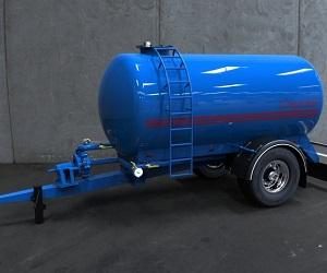 Как осуществляется доставка воды цистерной